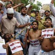 Nông dân Ấn Độ phản đối chính sách nông nghiệp của chính phủ