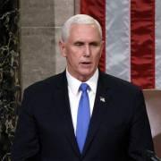 Mike Pence phản đối kích hoạt Tu chính án 25 để phế truất Tổng thống Trump.
