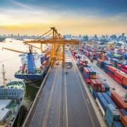 Cước tàu biển tăng cao, doanh nghiệp lao đao