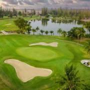 Thái Lan sử dụng sân golf làm khu cách ly du khách