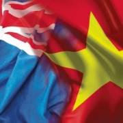 Úc muốn nâng quan hệ với Việt Nam lên Đối tác chiến lược toàn diện