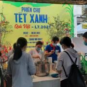 Khai mạc Phiên chợ Tết Xanh – Quà Việt 2021