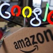 Amazon và Google 'ăn nên làm ra' trong dịch Covid-19