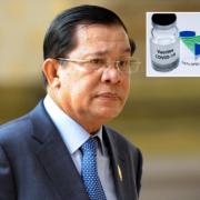 Ông Hun Sen bất ngờ đổi ý, không tiêm vắc xin Covid-19 của Trung Quốc