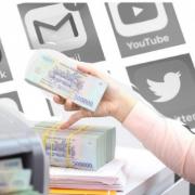 Năm 2020, thu được 1.143 tỷ tiền thuế từ Google, Youtube, Facebook…