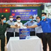 VISSAN vận động đóng góp cho quỹ mua vắc xin Covid-19