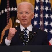 Ông Biden cam kết sẽ không để Trung Quốc vượt Mỹ dẫn đầu thế giới
