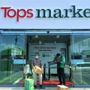 Chuỗi siêu thị Big C đổi tên thương hiệu thành Tops Market và Go!