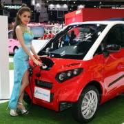 Người Việt sẽ sớm mua được ô tô điện nhập khẩu từ Thái Lan