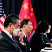 'Khẩu chiến' dữ dội tại hội đàm Mỹ-Trung