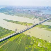 Hà Nội sắp phê duyệt đồ án quy hoạch phân khu đô thị sông Hồng