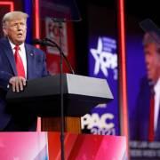 Ông Trump tuyên bố mình là linh hồn và tương lai của đảng Cộng hòa
