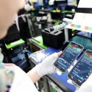 Xuất khẩu điện thoại và link kiện thu về 9,3 tỷ USD sau 2 tháng