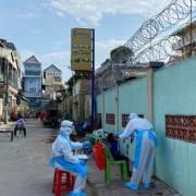 Campuchia thêm 181 ca mắc Covid-19, số ca tử vong tăng lên 33 người