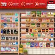 Chuỗi siêu thị VinMart 'thầu' luôn dịch vụ tài chính và thanh toán số