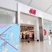 H&M đăng tải bản đồ có đường lưỡi bò phi pháp dưới sức ép của Trung Quốc?