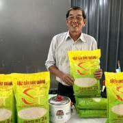 Ông Hồ Quang Cua nói về việc gạo ST25 bị DN Mỹ 'đăng ký thương hiệu'