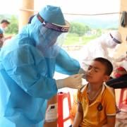Bộ Y tế cho phép thực hiện cách ly y tế tại nhà đối với trẻ em dưới 5 tuổi