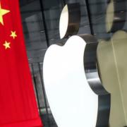 Trung Quốc vượt Đài Loan để trở thành nhà thầu phụ lớn nhất của Apple