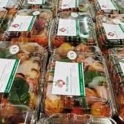 Pacific Foods xuất khẩu lô vải thiều đầu tiên đi châu Âu theo EVFTA