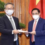Nhật Bản tặng 1 triệu liều vắc xin Covid-19 cho Việt Nam
