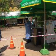 Số ca mắc Covid-19 giảm mạnh ở Phnom Penh nhờ tỷ lệ tiêm chủng cao