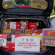 Hội DN HVNCLC phát động chương trình 'Vòng tay Việt' cùng vượt đại dịch