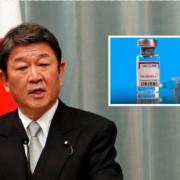 Bất chấp Trung Quốc phản đối, Nhật Bản vẫn chuyển vắc xin Covid-19 cho Đài Loan