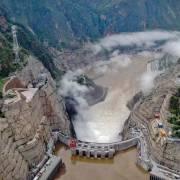 Trung Quốc chính thức vận hành đập thủy điện khổng lồ mới, cao hơn đập Tam Hiệp
