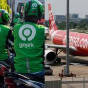 AirAsia thâu tóm mảng kinh doanh của Gojek ở Thái Lan
