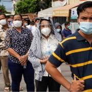 Phnom Penh hoàn tất tiêm vắc xin Covid-19