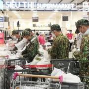 Phường nỗ lực đáp ứng đơn hàng đi chợ hộ, siêu thị xin tạo luồng xanh