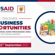 Kết nối kinh doanh ngành chế biến nông sản và thực phẩm với Ấn Độ