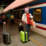 Từ 1/10, dự kiến chạy lại tàu Hà Nội – TP.HCM
