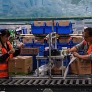 Trung Quốc mạnh tay triệt hàng giả trên các sàn thương mại điện tử