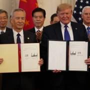 Trung Quốc thúc giục Mỹ gỡ bỏ thuế quan trừng phạt