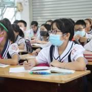 TP.HCM đề xuất chi 427 tỷ đồng hỗ trợ học phí học kỳ 1 năm học 2021-2022