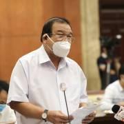 Ông Lê Minh Tấn xin lỗi người dân về phát ngôn 'chưa có ai thiếu ăn, khốn khổ'