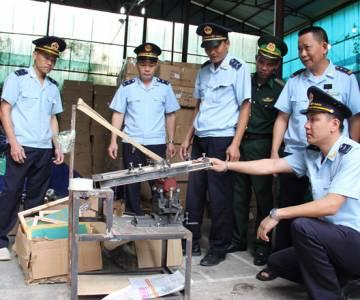 Hàng Trung Quốc ồ ạt đội lốt hàng Việt để né thuế