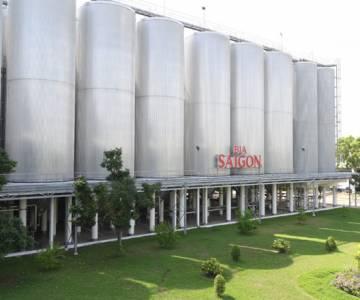 Heineken thoái bớt vốn tại bia Sài Gòn