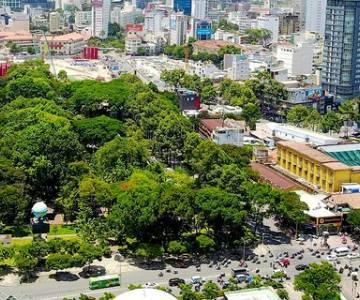 Giữ lấy lá phổi xanh thành phố