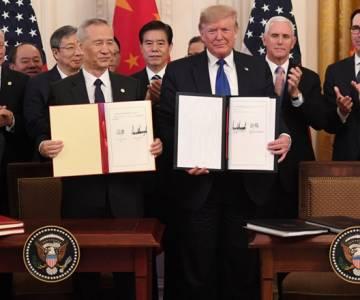Mỹ và Trung Quốc ký kết thỏa thuận thương mại giai đoạn 1