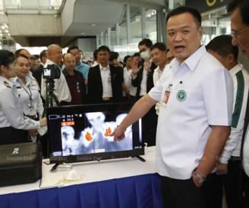 Thái Lan xác nhận trường hợp đầu tiên nhiễm chủng virus corona mới