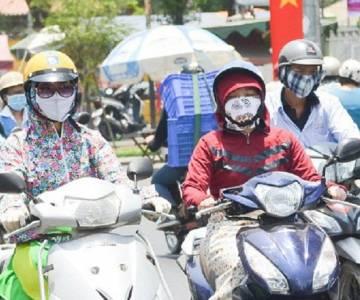 TP.HCM chuẩn bị bước vào giai đoạn nắng nóng, ô nhiễm gia tăng