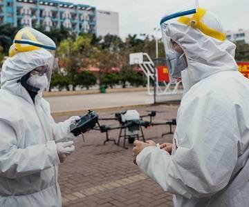 Phép thử công nghệ của Trung Quốc trong dịch SARS-CoV-2