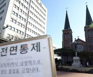 Số ca nhiễm Covid-19 tăng nhanh tại Hàn Quốc, Italia