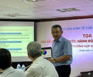 Vietnam Airlines đề nghị Chính phủ hỗ trợ 12.000 tỷ đồng 