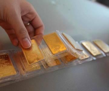 Giá vàng cán mức 51 triệu đồng/lượng
