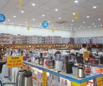 Hơn 46% hàng điện gia dụng và linh kiện nhập từ thị trường Thái Lan