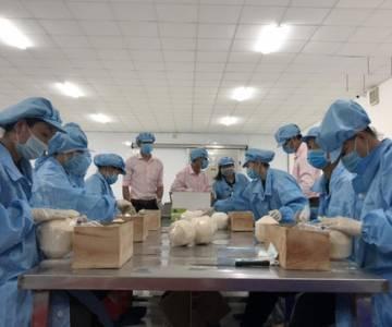 Xuất khẩu lô hàng trái cây đầu tiên theo hiệp định EVFTA